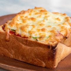 ピザトースト 590円