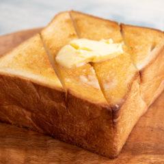 バタートースト 390円